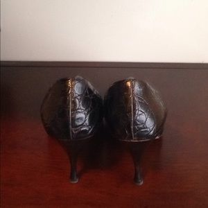 Michael Kors Shoes - Michael Kors Crocodile Pumps